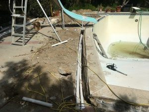 Swimming Pool And Spa Plumbing Re Pipe Replace All